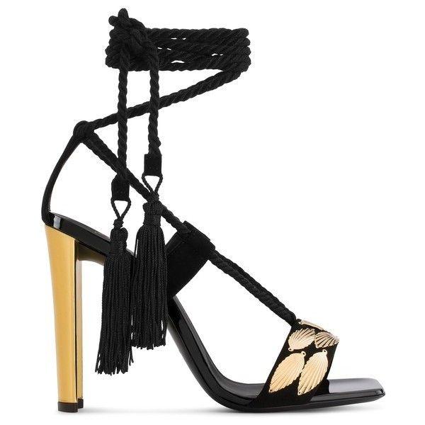 Sandales Giuseppe Zanotti Danielle Design - Noir aI583