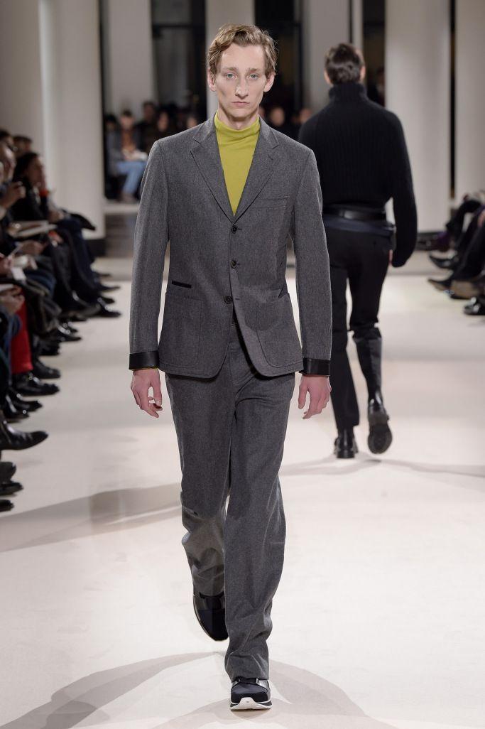 Male Fashion Trends: Hermès Fall-Winter 2017 - Paris Fashion Week