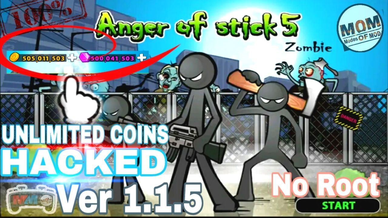 Download Anger Of Stick 5 Zombie In 2021 Anger Tool Hacks Hacks
