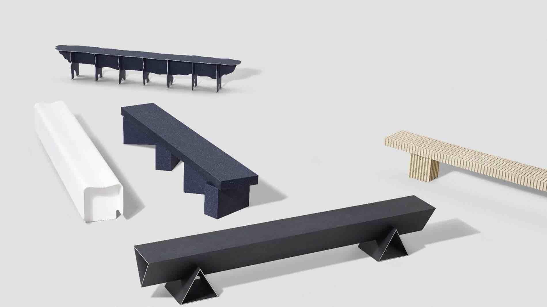urban furniture designs. Design Trends Urban Furniture Designs N