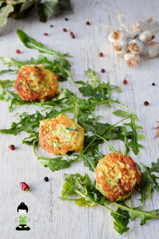 Cosa Sono Le Persiane frittelle vegetariane persiane, ricetta