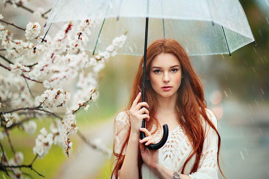 """ Spring rain "" by Olga Boyko"