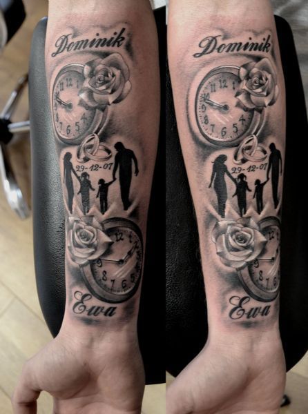 Hdink Tattoos Tattooist In Bathgate Uk Reviews Page 2 Clock