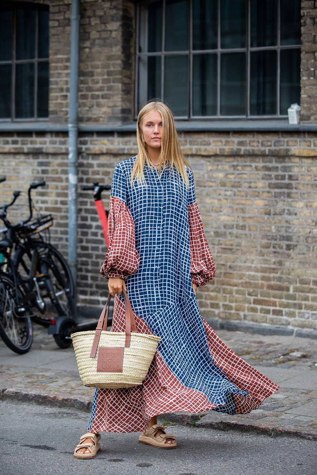 The best street style stars from Copenhagen Fashion Week who are giving us major sartorial inspo