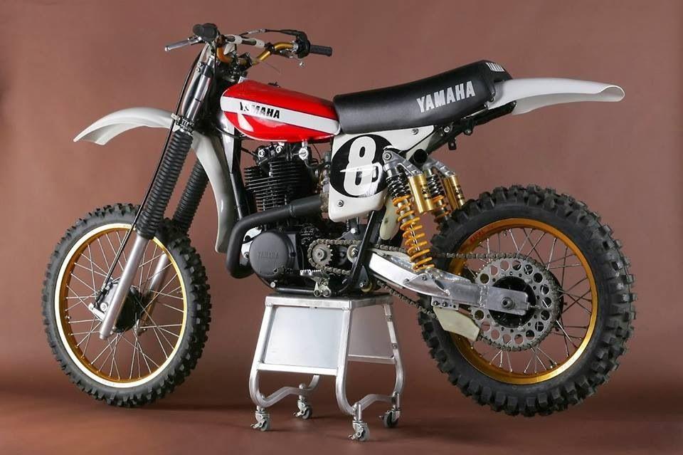 Hl 500 El Corra Motors Classic Motorcycles Vintage Motocross Yamaha Dirt Bikes