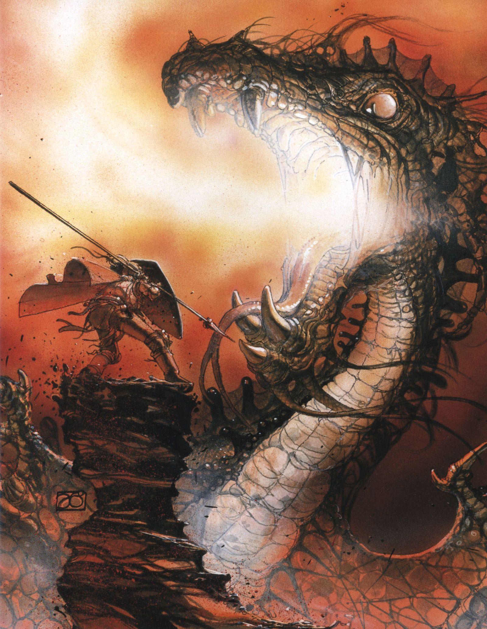 Idée par Steph MICOD sur Heroic Fantasy | Art fantastique