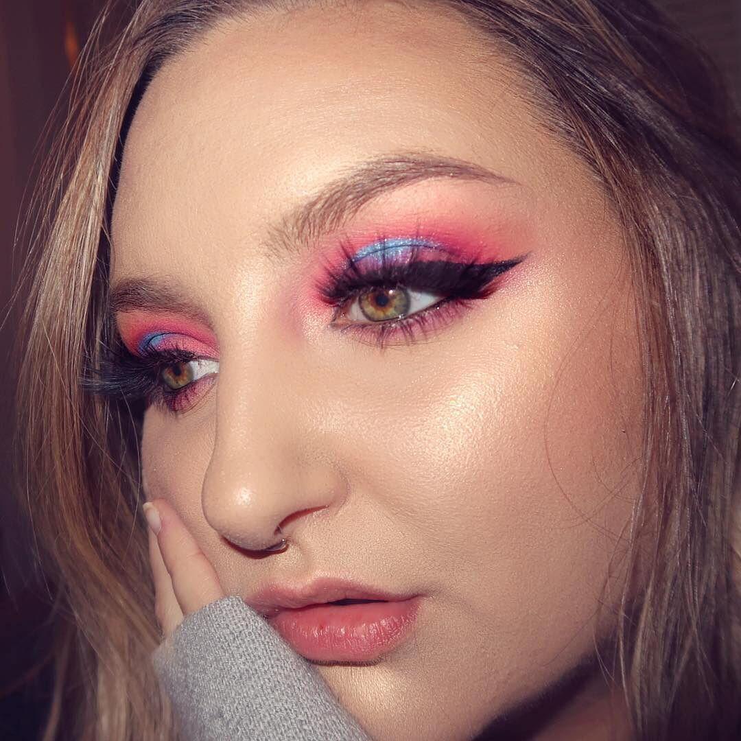 rawbeautykristi rocking our PUR x Boxycharm Eyeshadow