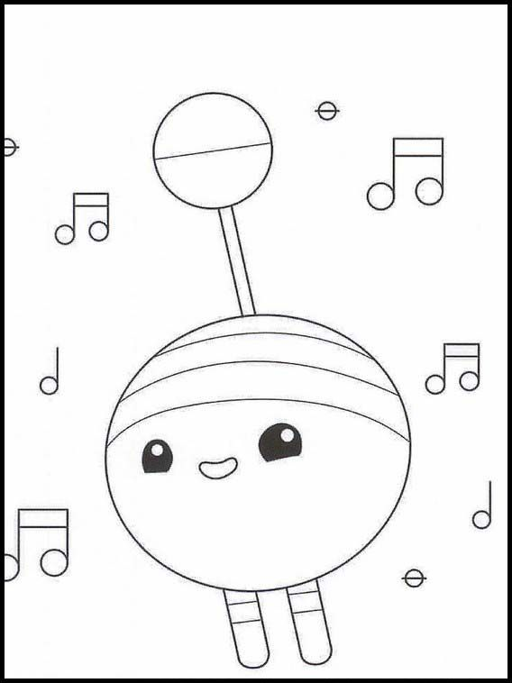 true and the rainbow kingdom 2 printable coloring pages