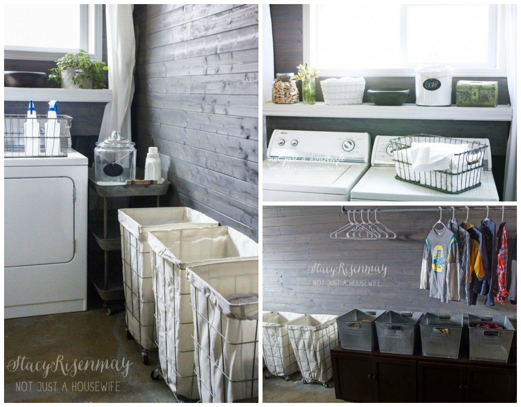 Industrial Laundry Room Part - 17: Laundry Room Vintage Industrial