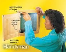 Image Result For Laundry Chute Door Home Depot