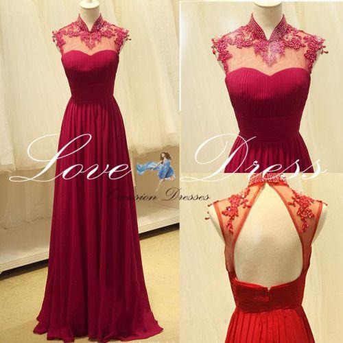 Burgandy Long Sleeve Dresses Tumblr