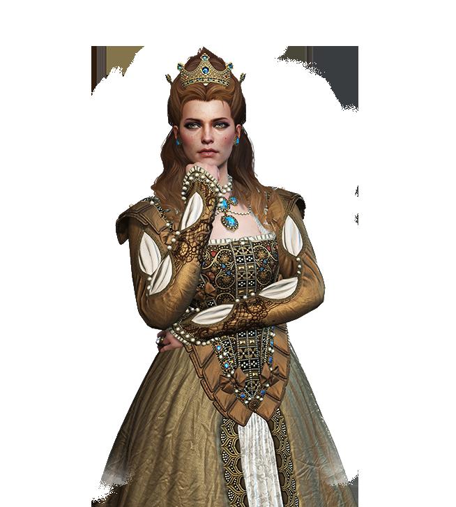 Anna Henrietta | Wild hunt, Character portraits and Characters