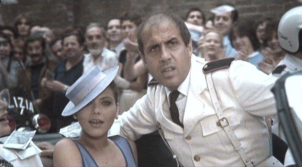 Ornella Muti Con Adriano Celentano In Innamorato Pazzo 1981