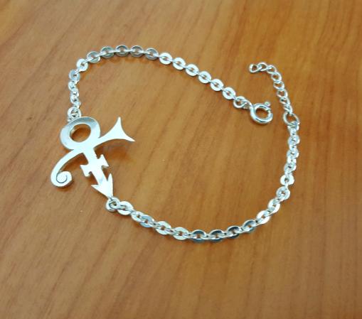Prince Rogers Nelson Prince Symbol Bracelet Prince Nelson