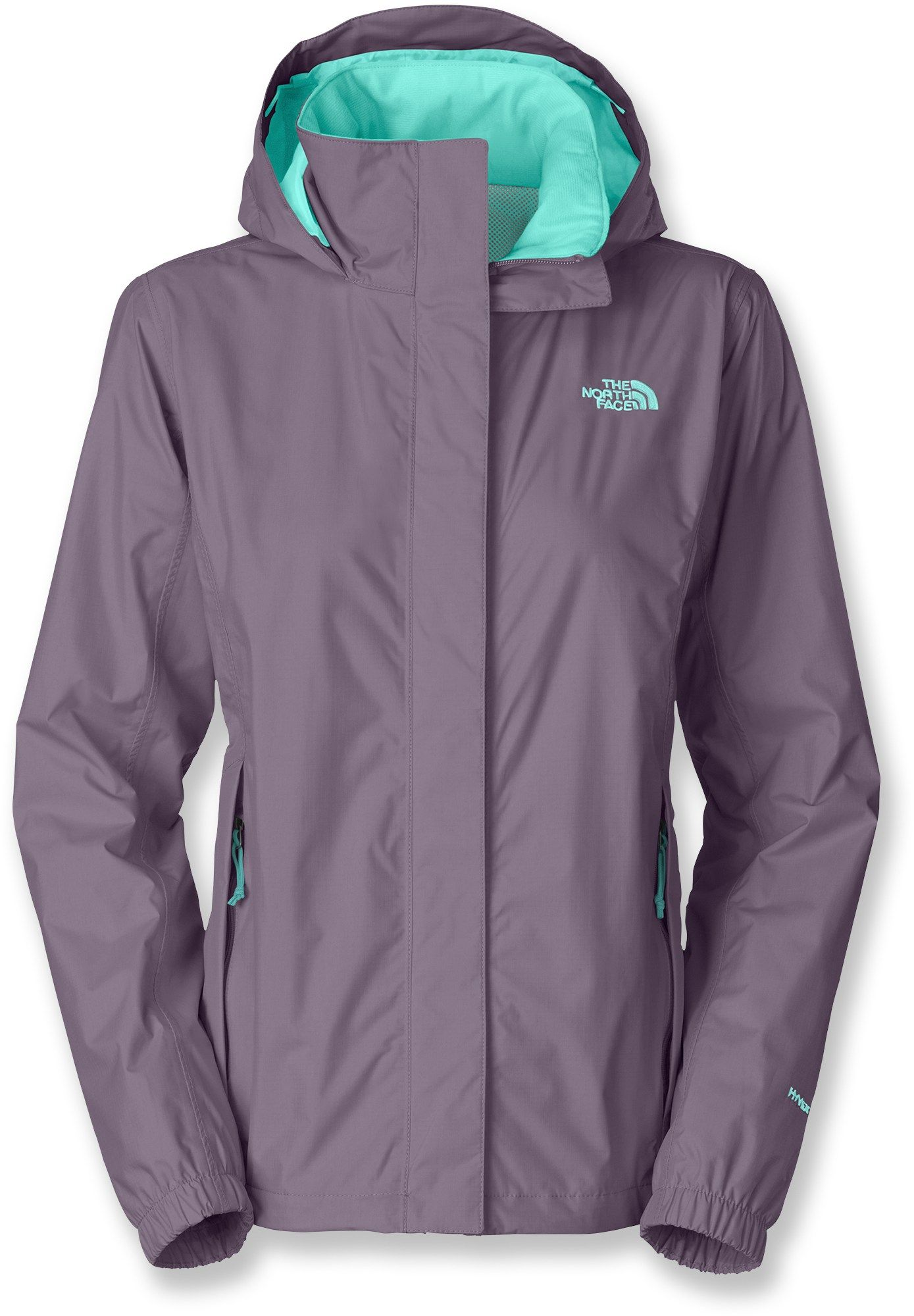 The North Face Resolve Rain Jacket - Women's | REI Co-op ...