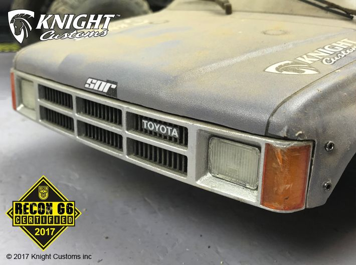 SR50008 SR5 Grill 1985-86 by Knight_Customs on | RC4WD TF2
