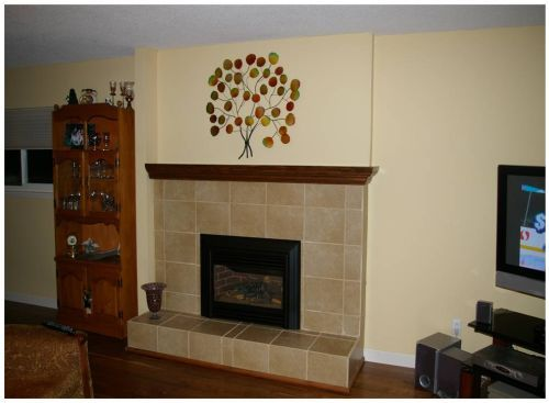 Do It Yourself Fireplace Remodeling Fireplace Facade