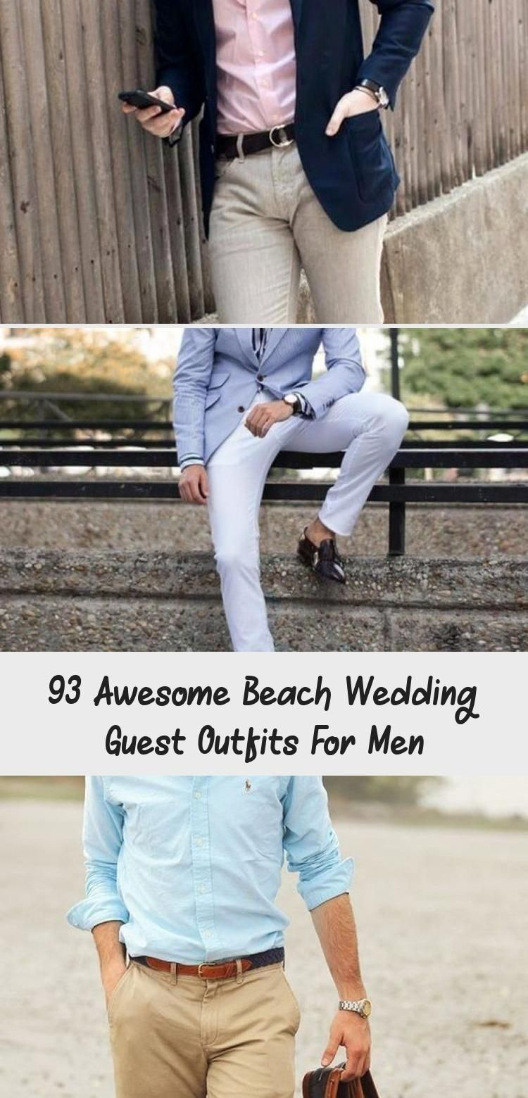 93 awesome beach wedding guest outfits for men wh 2020