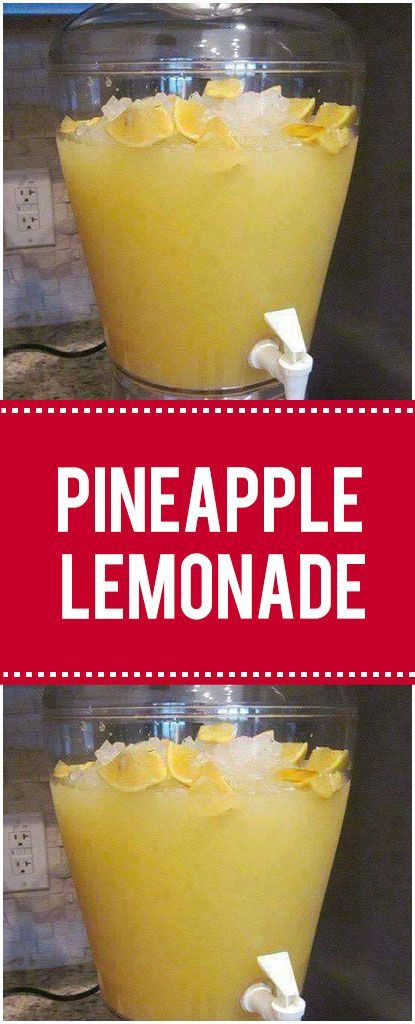 Pineapple Lemonade#lemonade #pineapple #lemonadepunch