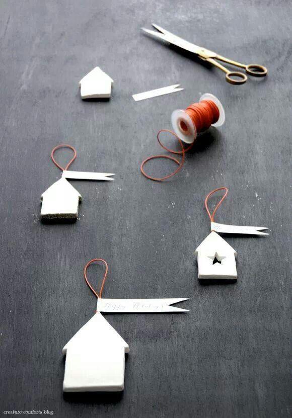 Diy Gift Tags Http Creaturecomfortsblog Com Home 2012 12 13 Diy
