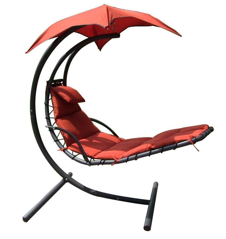 Beach Chaise With Canopy Hanging Chaise Lounger Canopy Chair Arc Stand Air Porch