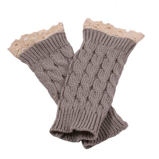 Newly Fashion Women Gloves Echo657 Hot Sale Casual Womens Fashion Knitted Winter Warm Gloves Dec 8