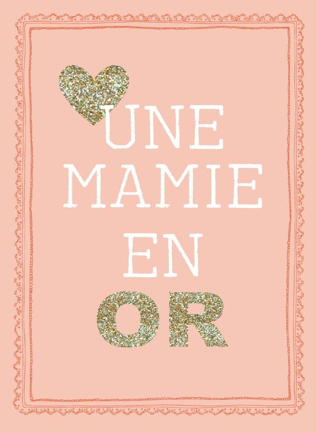Carte Bonne Fete Mamie A Imprimer.La Fete Des Grand Meres Cartes A Telecharger Gratuitement
