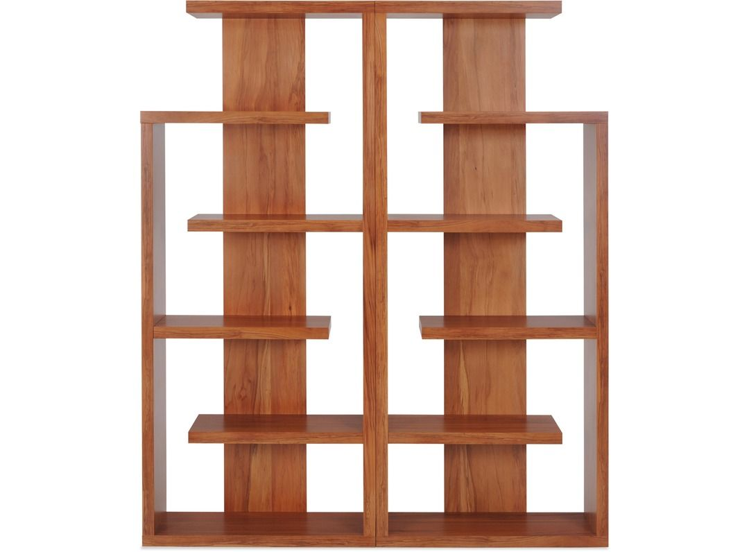 The Elevate Modular Bookcase Is A Modern Style And Works Well As