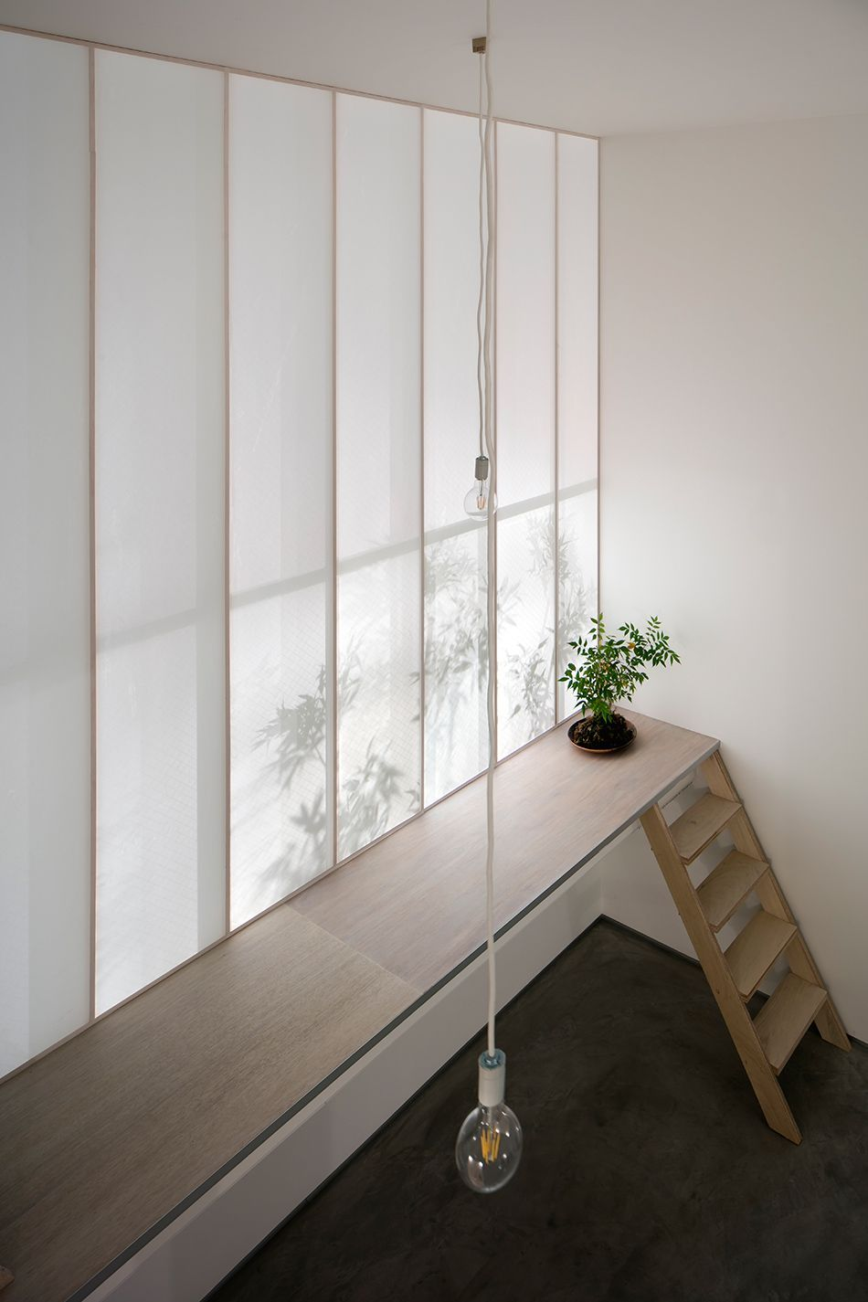 Do It Yourself Home Design: Yoshiaki Yamashita Designs Shoji Screen House In Osaka