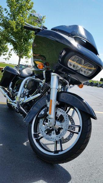 2015 Harley-Davidson Road Glide - Vivid Black - DeKalb ...