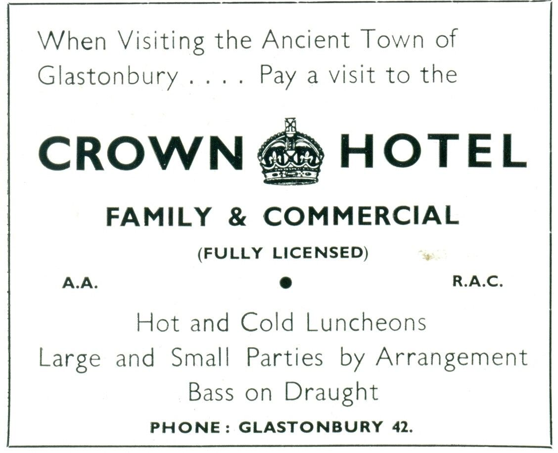 Crown, Glastonbury