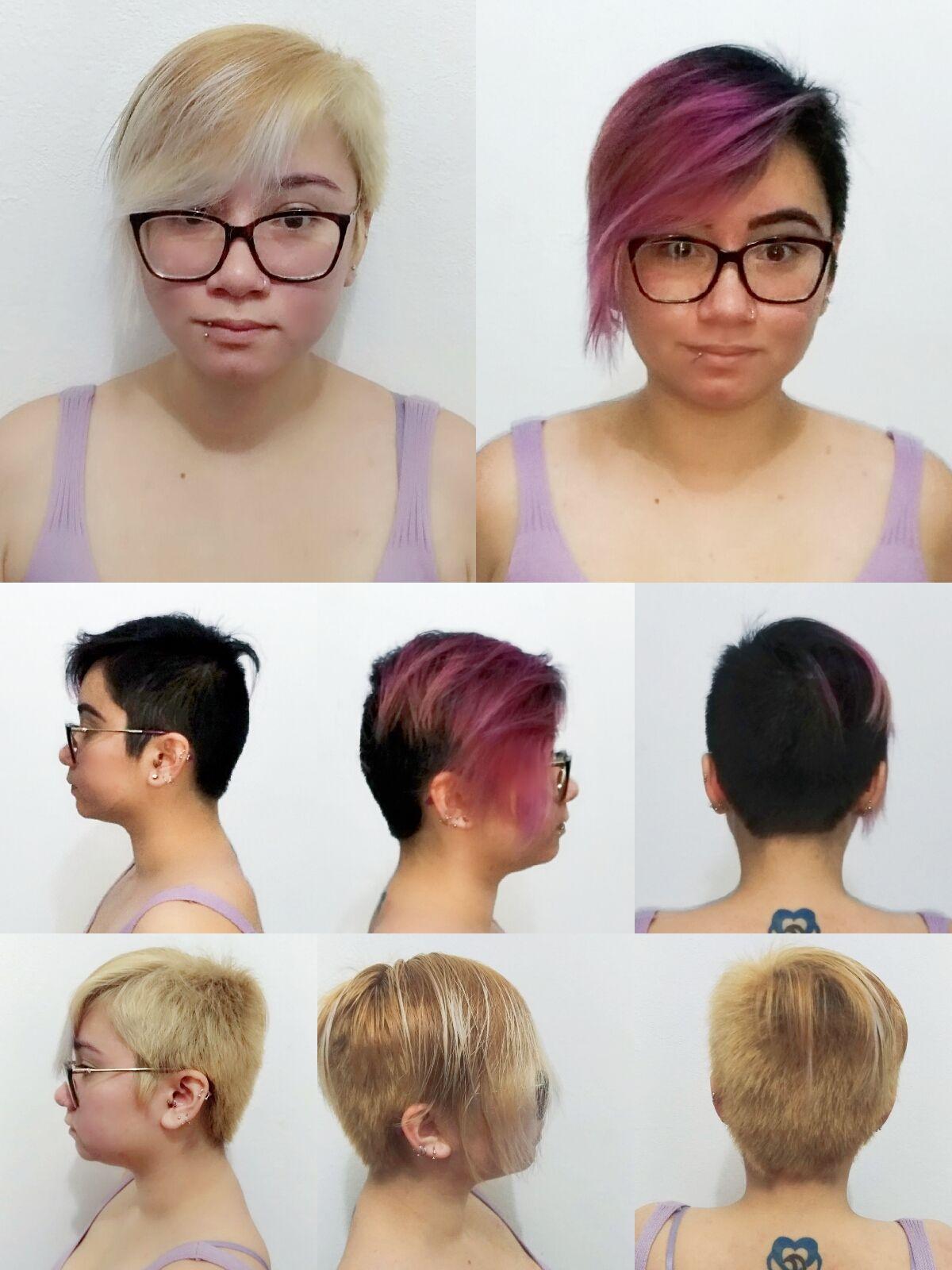 30 dias - antes e depois