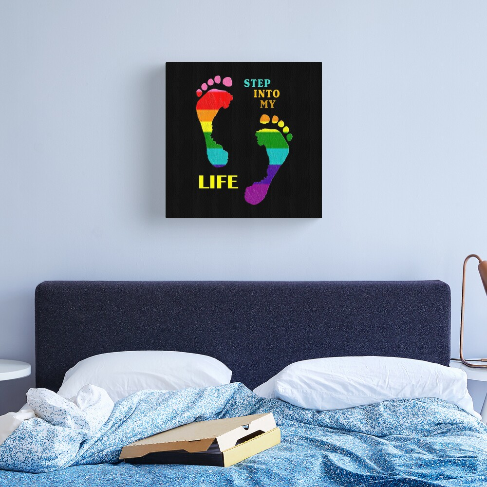Ylljy00 Decorative Privacy Window Film//Rainbow Colored Love Sign on Wood LGBT Homosexuality Community Culture//No-Glue Self Static Cling for Home Bedroom Bathroom Kitchen Office Decor Multicolor