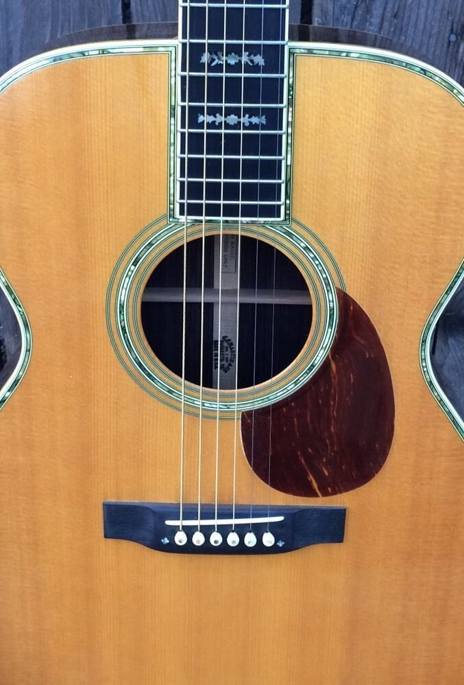 Vintage 1978 Martin Om 45 Som 45 Limited Edition Rare With Paperwork Guitar Lessons Fingerpicking Guitar Martin Guitar