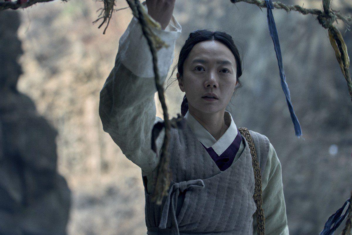 Bae Doona returns this week in season two of Korean