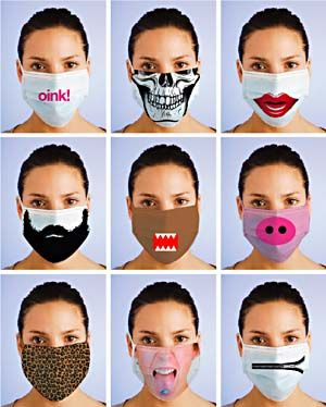surgical dental mask
