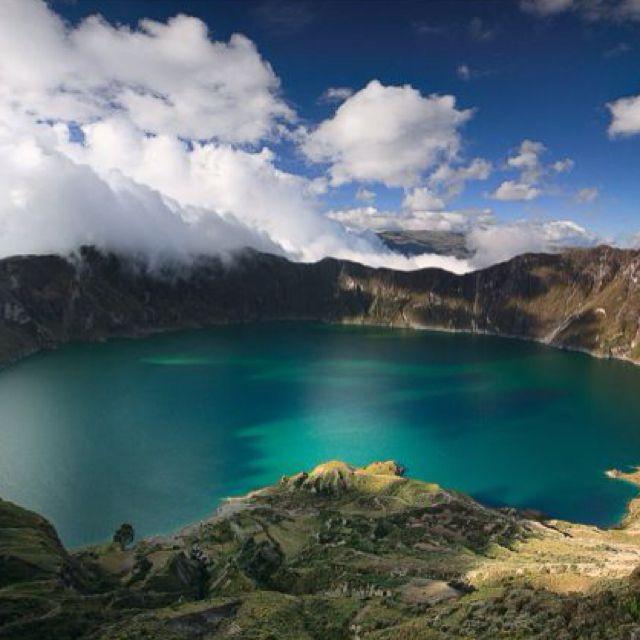 Tão lindo e tão perigoso - vulcão