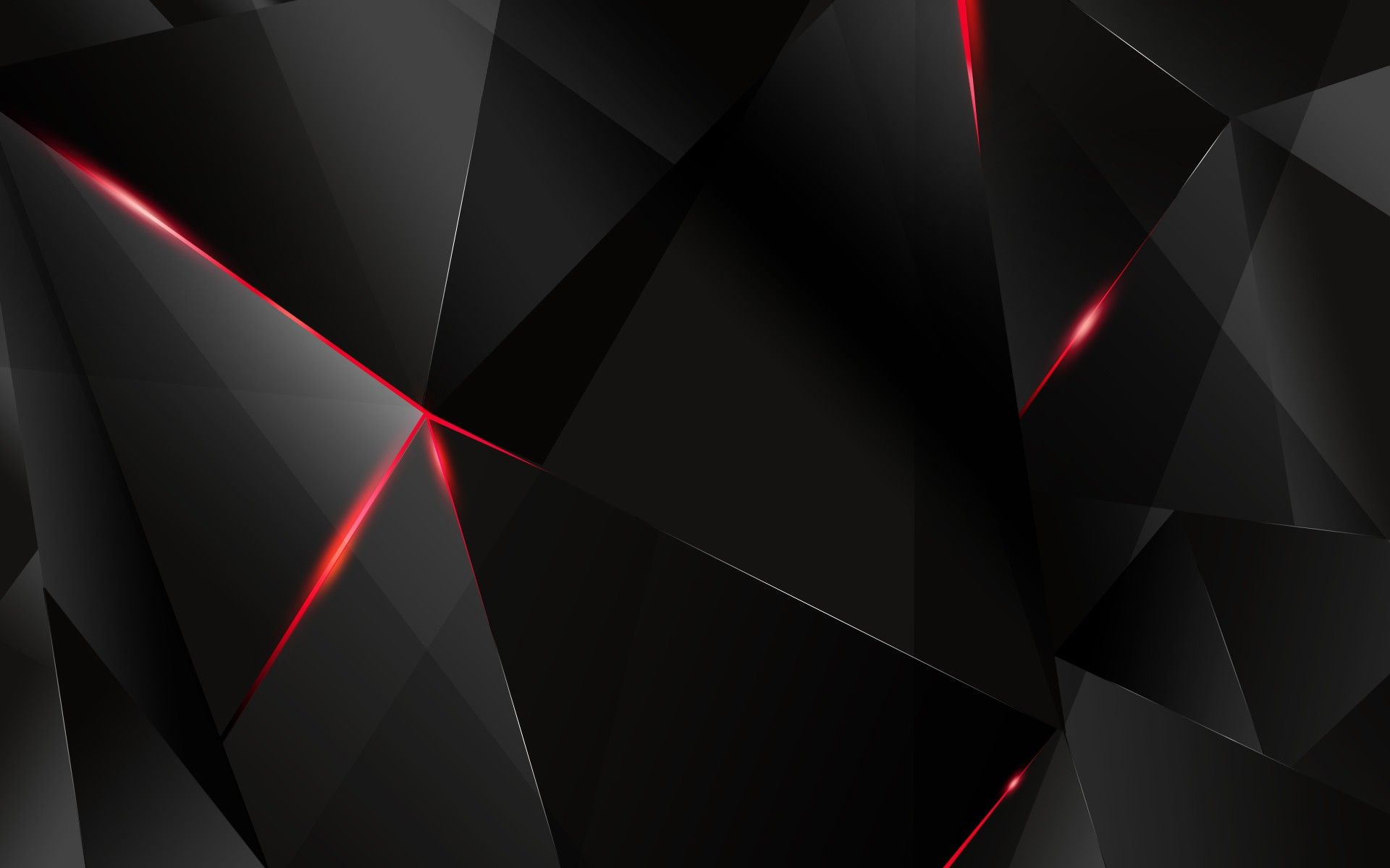 Abstract Dark Geometry Wallpapers Red And Black Wallpaper Dark Black Wallpaper 2048x1152 Wallpapers