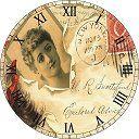plantilla reloj 6