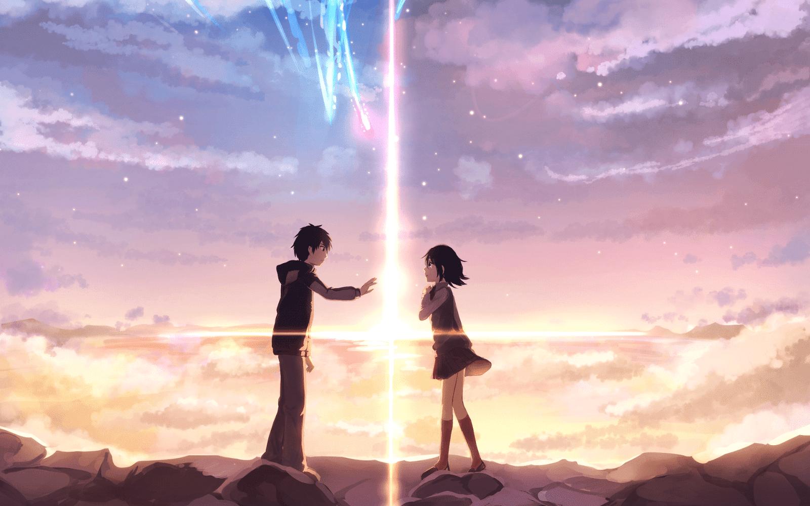 [ Hình Nền ] Anime Your Name. Kimi no Nawa full HD cực