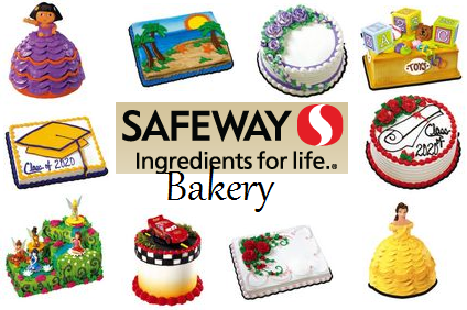Remarkable Safeway Bakery Birthday Cake Prices Safeway Bakery Cakes Funny Birthday Cards Online Unhofree Goldxyz