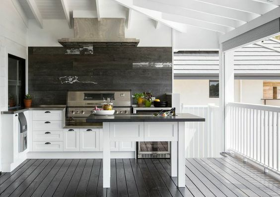 Kitchen Ideas For Queenslander Homes With Images Outdoor