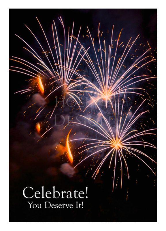 Celebrate you deserve it hp celebrations fireworks greeting card you deserve it hp celebrations fireworks greeting card holly p designs hollyp m4hsunfo