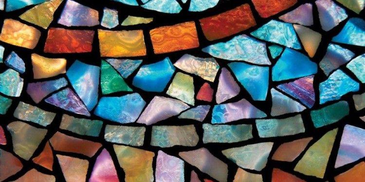 Mosaic Glass Tiles