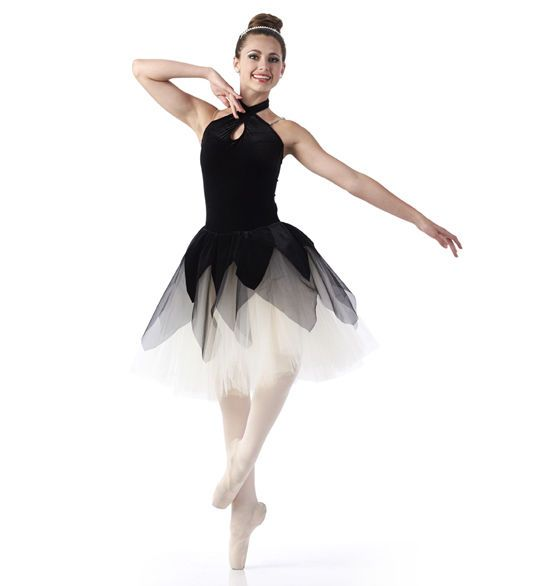 evening silhouette ballet tutu nutcracker christmas dance costume childadult us cicci - Halloween Ballet Costumes