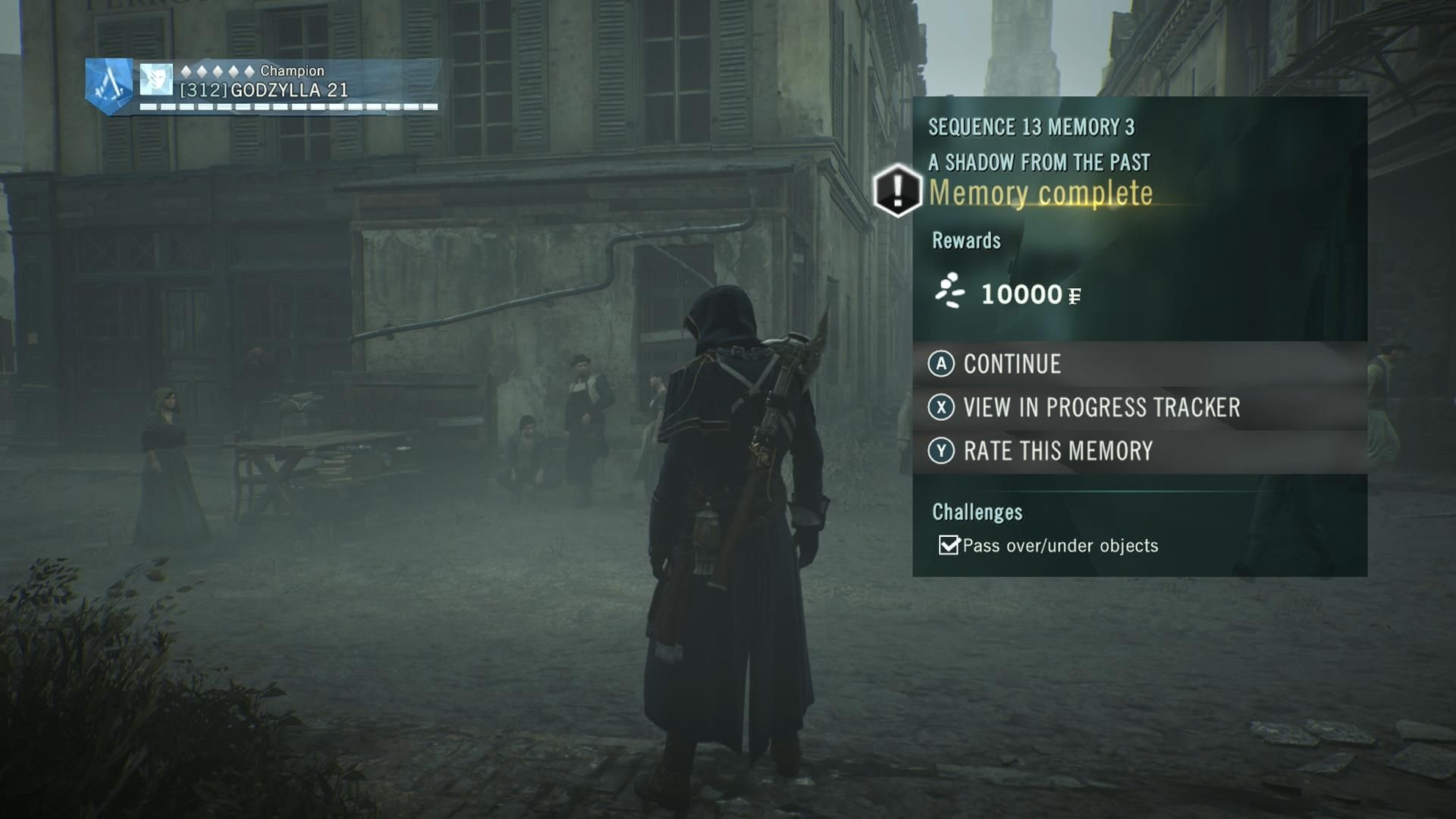 Assassin S Creed Unity Dead Kings Walkthrough Sequence 13 Memory 3