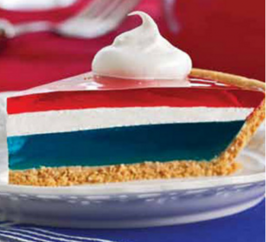 We have found a perfect pie for your 4th of July ...