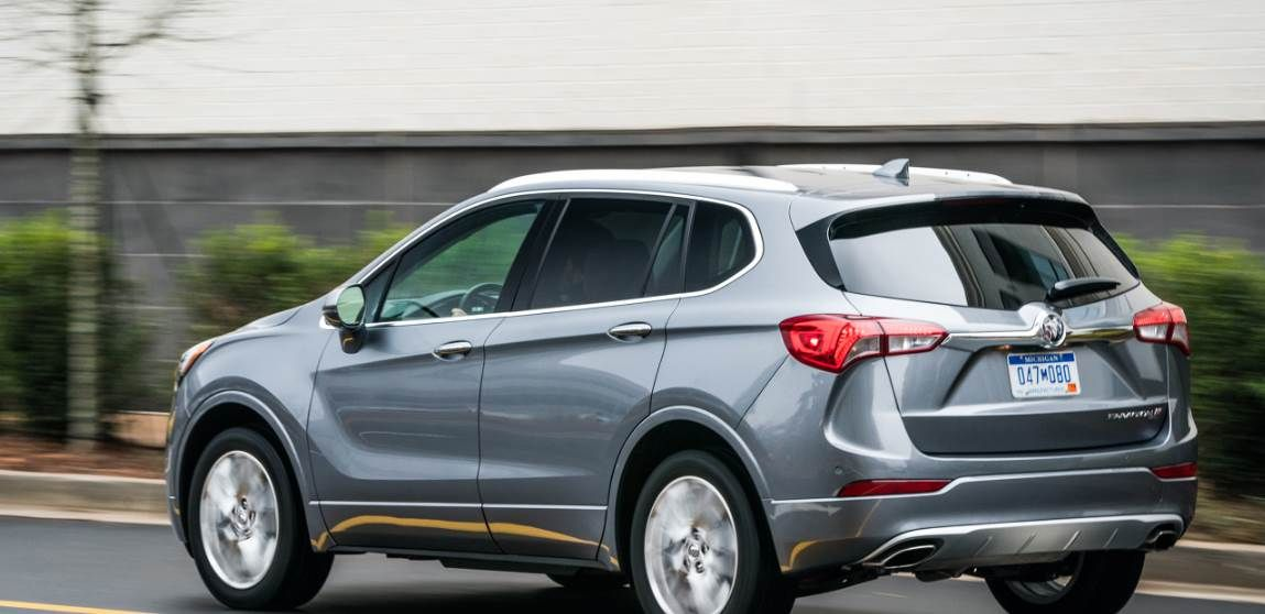 2020 Buick Envision Avenir Comfort And Affordable