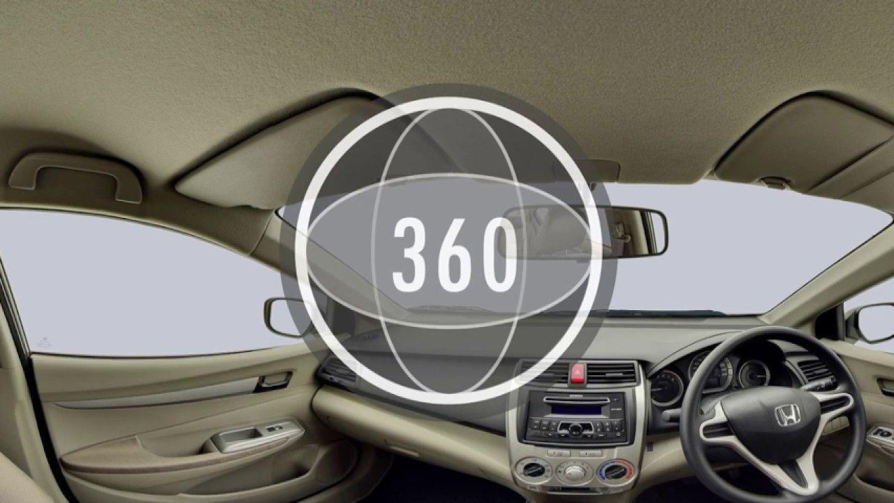 Honda City Interior 360 Virtual Tour Honda City 360 Virtual Tour Virtual Tour