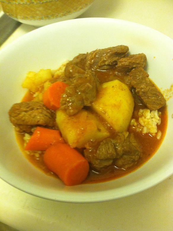 Tutu S Hawaiian Beef Stew Ono Kau Kau Hawaiian Beef Stew
